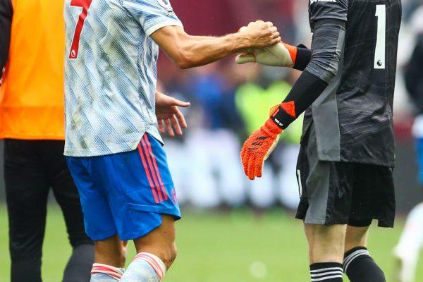 De Gea reveals Ronaldo made a lot of impact for Manchester United